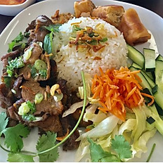 R2. Rice With Grilled Pork