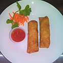 A2. Pork Egg Rolls (2pcs)