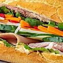 B4. V's Combo Sandwich