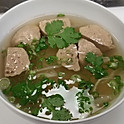 K3. Kid Bowl Pho With Meatballs