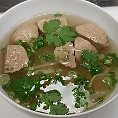 K2. Kid Bowl Pho With Meatballs