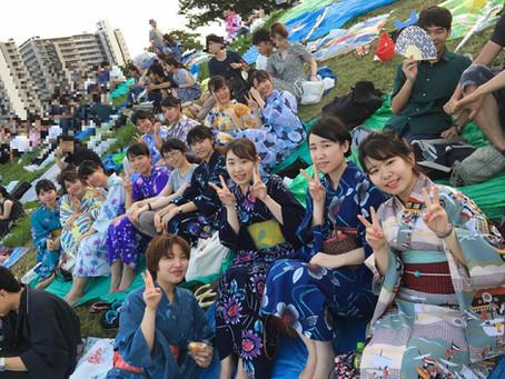 7/27 隅田川花火大会