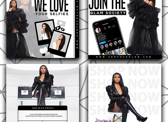 Flyer Template Package
