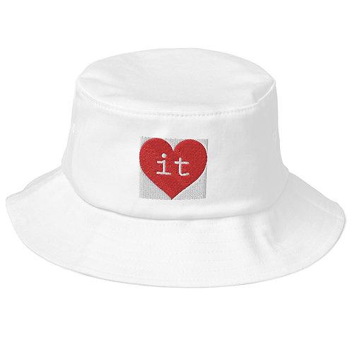 White Love Bucket