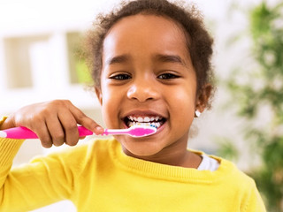 Keeping Your Child's Smile Happy and Healthy