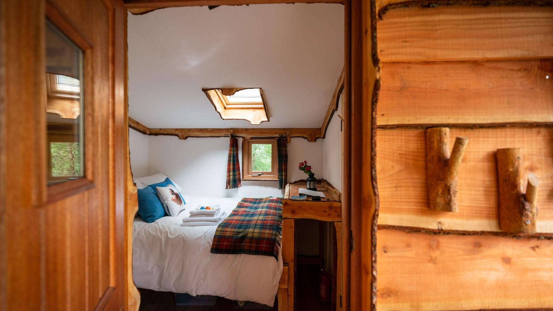 Rustic Cabin Details