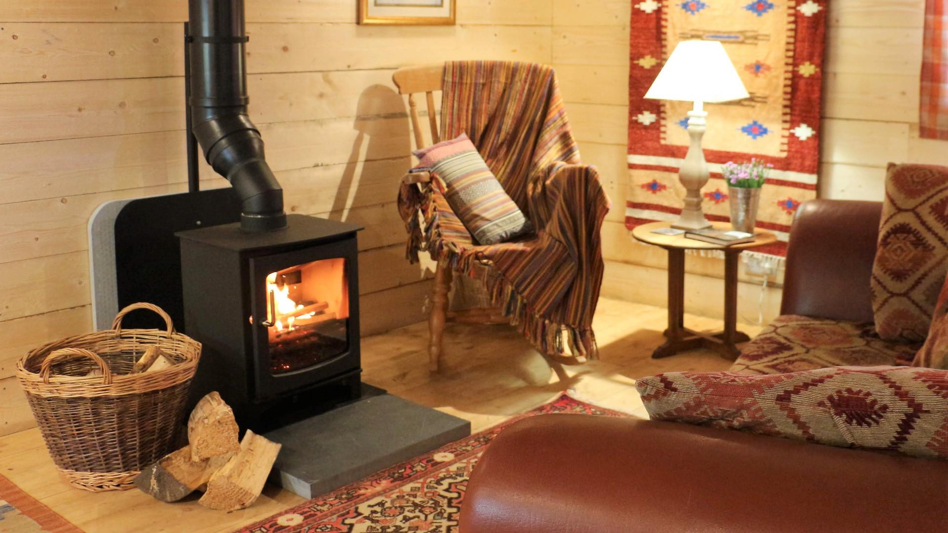 Ranch Cabin Interior