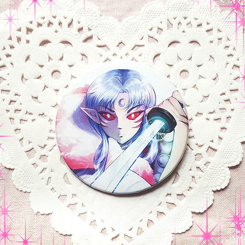 Sesshomaru Large Size Pin
