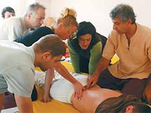 Bob Haddad Teaching students