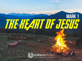 The Heart of Jesus (Mark 1-2)