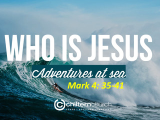 Who Is Jesus? (Mark 4)