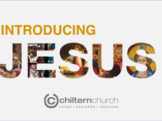 Introducing Jesus (Mark 1)