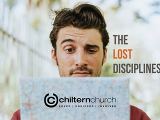 The Lost Disciplines (Mark 2)