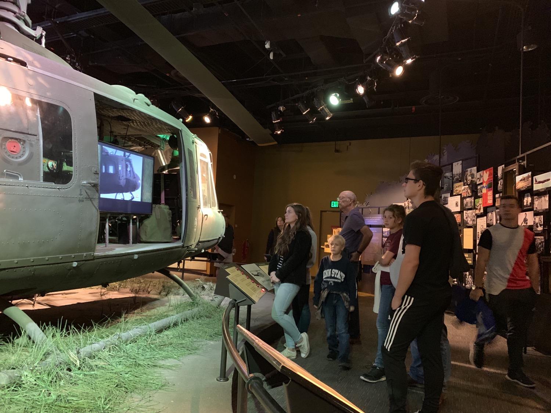 Washington DC Museum homeschool field trips