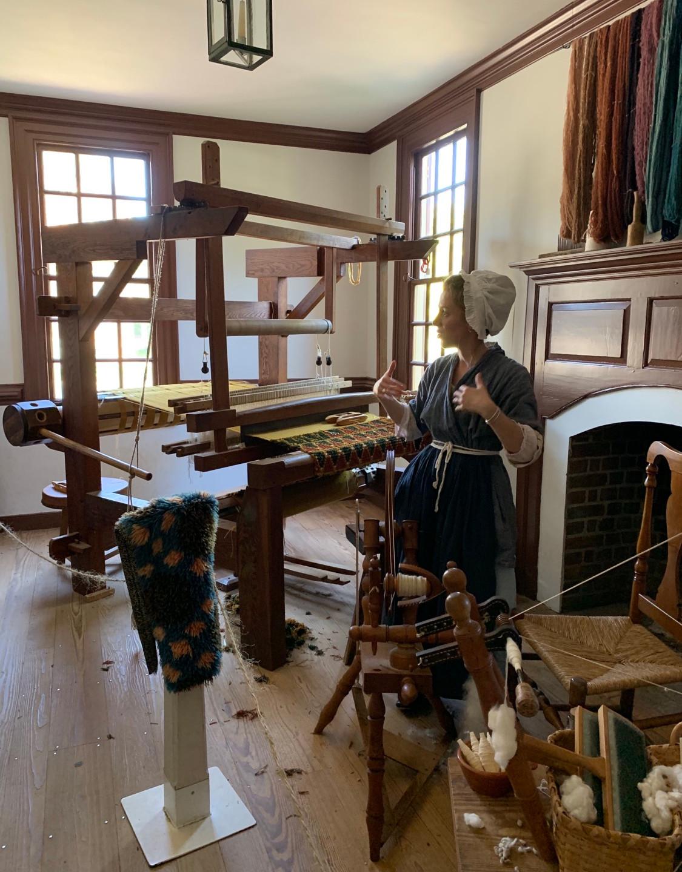 Colonial Williamsburg homeschool field trip