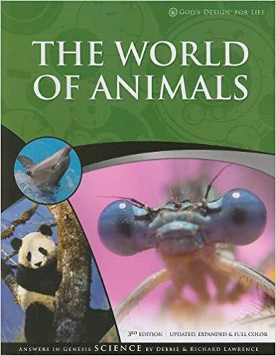 God's Design - The world of animals