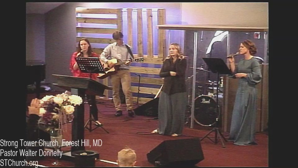 Remember Lot's Wife - Pastor Michele Donnelly