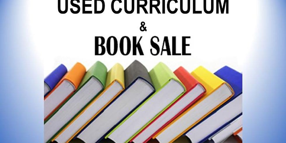 Homeschool and Christian Book Sale