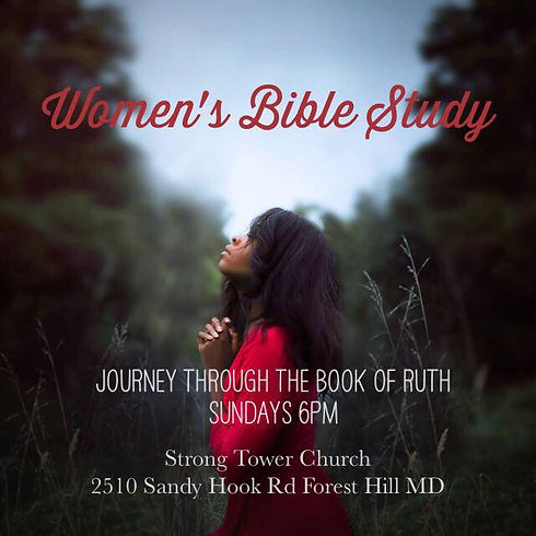 A Christian Women's Bible Study group in forest hill and bel air maryland