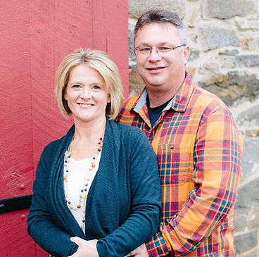 Pastor Walter and Michele Donnelly. Pastors of Strong Tower Church in Forest Hill Maryland. 2510 Sandy Hook Road, Forest Hill Marylad, 21050.