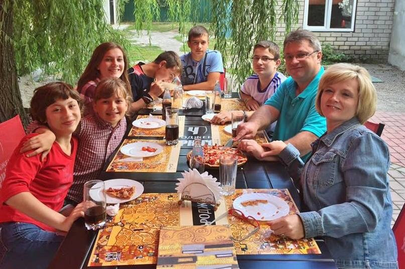experiencing ukraine culture as a family