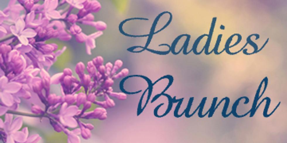 Celebration Weekend - Ladies Brunch