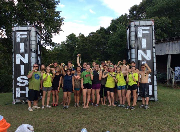 Almighty Mud Run, Billingsley, Alabama to benifit Ukraine orphans