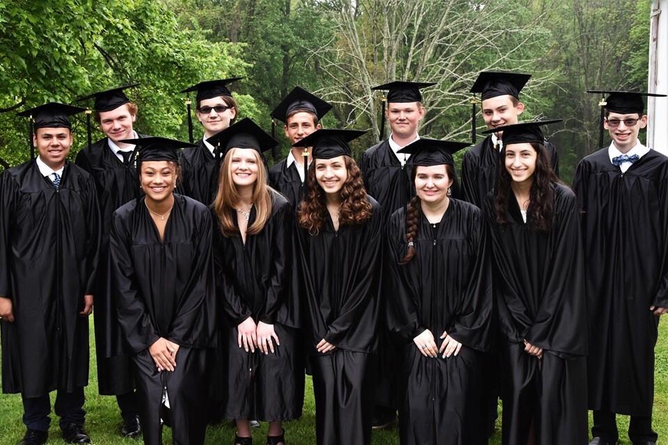 Homegrown Homeschool Co-Op Graduation Class of 2019