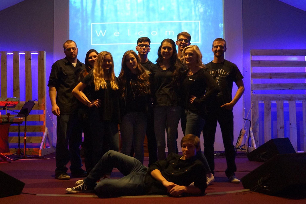 Strong Tower Church worship team