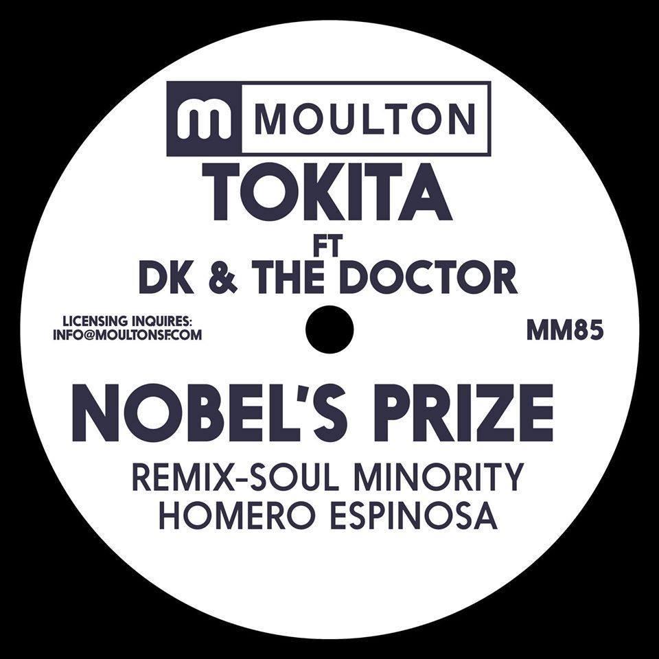 Nobel's Prize EP