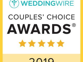 100+ Reviews on Weddingwire