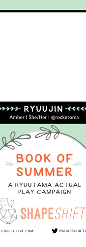 Book of Summer Twitch Overlay