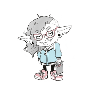 Me as Goblin 1
