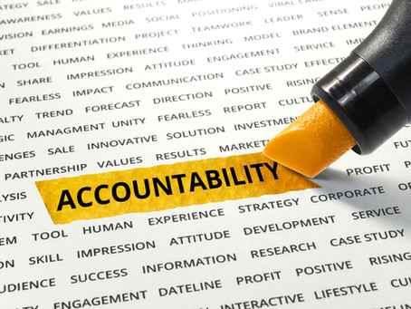 What Does It Really Mean To Hold People Accountable?