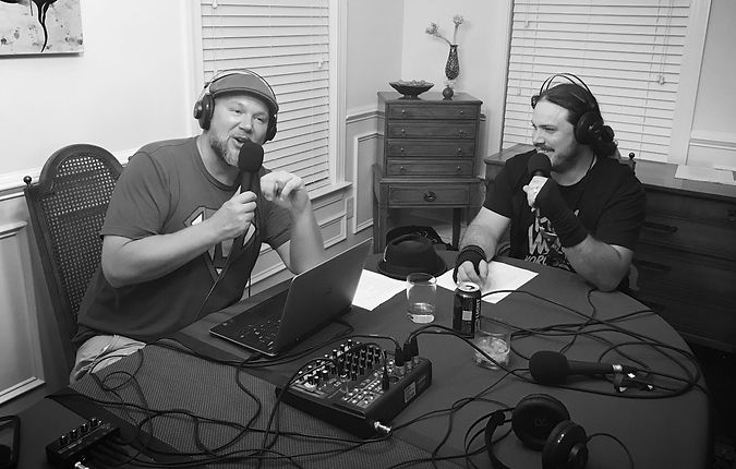 "Patch Whisky Dan ""The Man"" Anderson Best For Business Podcast Charleston"