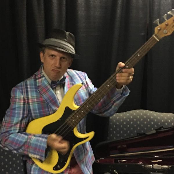 Jeff Narkiewicz The V-Tones Musician Bassist Thumper Charlesto