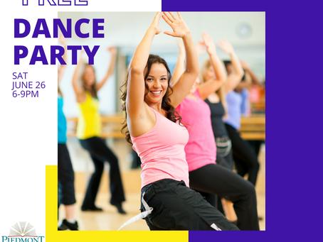 Women's Fitness Dance Party: Playlist