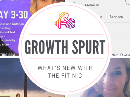 Growth Spurt: What's New with The Fit Nic