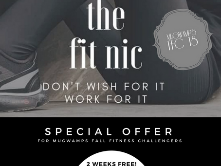 Fall Fitness Challenge: Special Offer!
