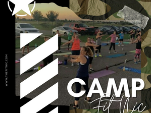 NEW!! Camp FitNic Fitness Boot Camp
