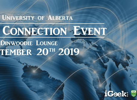 University of Alberta 2019 IT Connection Event