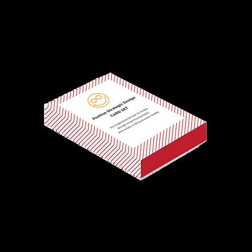 Positive Strategic Design card deck