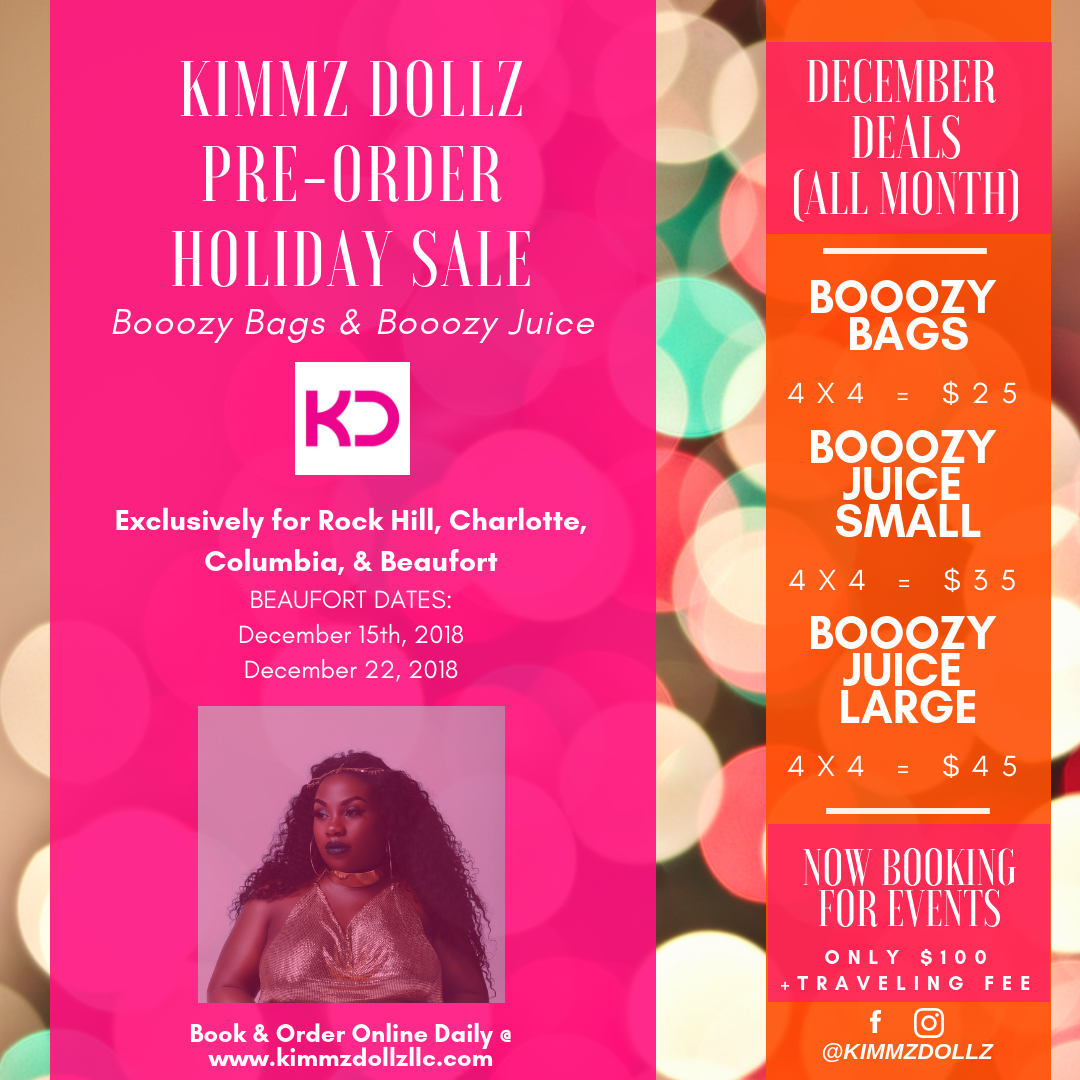 KIMMZ DOLLZ Pre-order holiday sale (1)