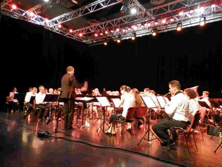Week end de la Pentecôte intense pour les différents orchestres
