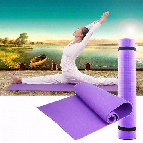 6mm Thickness Non-slip EVA Yoga Mat Exercise Pad