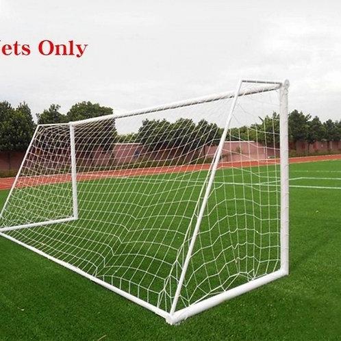 5V5 Soccer Goal Net Football Goal Net 3m*2m/9.84ft*6.56ft Polypropylene Football