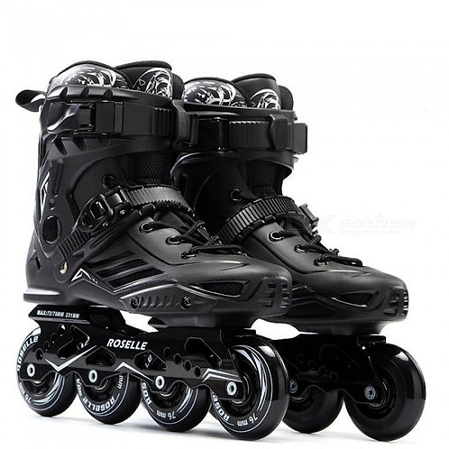 Skate S6 Inline Skates Professional Slalom Adult Roller Skating Shoes Sliding