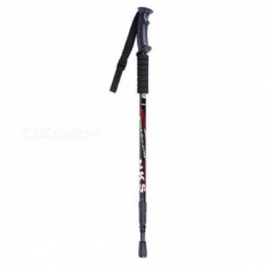 Adjustable Anti shock Trekking Hiking Walking stick