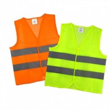 Polyester thin reflective Child's  Safety Vest