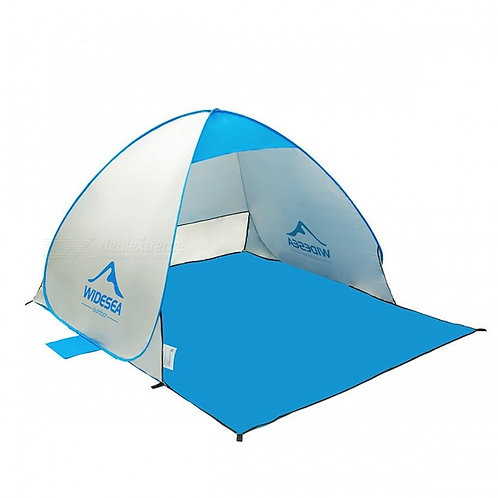 Pop Up Quick Automatic Open Beach Tent for 1-2 Persons